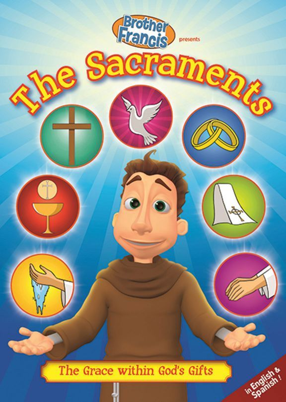 Brother francis   the sacraments   dvd