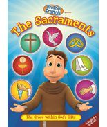 BROTHER FRANCIS - THE SACRAMENTS - DVD - $20.95