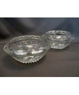 Princess House Lead Crystal 3-Way Crystal Candle Holder - #845 - NIB - $7.99