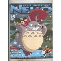 Neko revista sobre manga numero 25 - $9.36