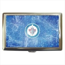 Winnipeg Jets Cigarette Money Case - NHL Hockey - $12.56