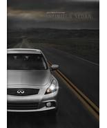 2012 Infiniti G SEDAN specifications brochure catalog 12 G25 G37 accesso... - $8.00