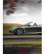 2012 Infiniti G CONVERTIBLE specifications brochure catalog 12 G37 acces... - $8.00