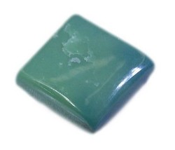 nubile Turquoise cabochon Square 20x20 mm Loose Gemstones STTURCBSQ20x20 - $35.87