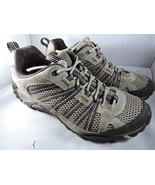 MERRELL Yokota Ventilator Aluminum/Orchid Bloom Women's Hiking Shoes, Size 9.5 - $37.39
