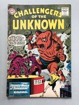 Challengers of the Unknown (1958 DC 1st Series) #18 - $19.80