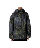 Volcom Falling Down Jacket Mens Snowboard Ski 15K Waterproof 2 layer S new - $159.15