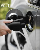2012 Chevrolet VOLT sales brochure catalog US 12 Chevy ELECTRIC - $9.00