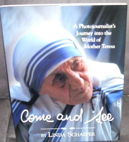 Come and see mother teresa book