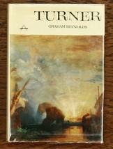 William Turner English Painter Biography Book w/ Illustrations Graham Re... - $14.55