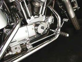 Chrome Forward Control Kit for XL 1986-1990 4-Speed Harley Davidson motorcycles - $299.80