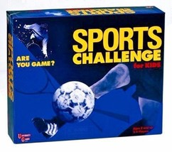 Sports Challenge for Kids By University Games Sports Challenge (NIB) - $4.95