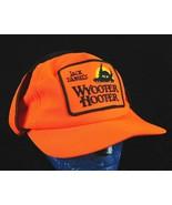 VTG Jack Daniels Wyooter Hooter Shooting Orange SnapBack Hat Hunter New ... - $19.99