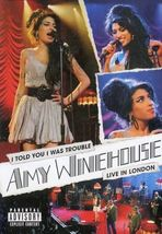 AMY WINEHOUSE - Live From Shepherds Bush Empire London - South African D... - $20.00