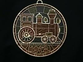 Vintage Hallmark Train 1978 Christmas Ornament *Pre Owned* aa1 - $11.99