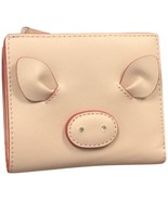 NWT Kate Spade WLRU5279 Year Of The Pig small Shawn Card Case Coin walle... - $59.39