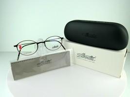 Silhouette SPX Urban NEO 2908 6440 (Brown) 48 x 20 TITANIUM Eyeglass Frames - $128.20
