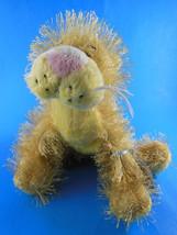 "Lioness Webkinz HM193 GANZ Stuffed Animal Plush With Code 9"" ADORABLE! - $5.93"