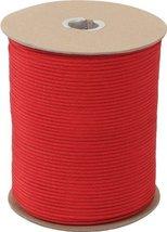 Red Nylon Paracord 1000 Feet Spools - $89.99