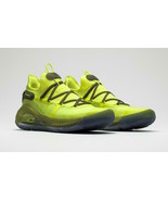 Under Armour UA Curry 6 Coy Fish 3020612-302 High Vis Yellow/Green Multi... - $104.99