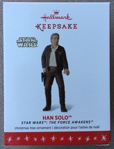 Hallmark 2016 Star Wars™: The Force Awakens™ Han Solo™ Ornament - MIB - $21.95
