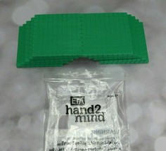 Brand New Hand2Mind Base 10 Flats, 10 Pack - $5.00