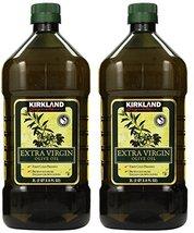 Kirkland Signature, Extra jSDww Virgin Olive Oil 2 Liters (Pack of 2) - $59.35