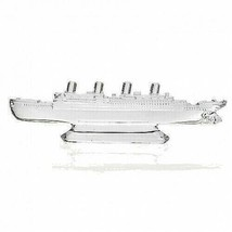 """Waterford Vintage Ship Steamship 11"""" Collectible New In Box #1050388 - $210.38"""