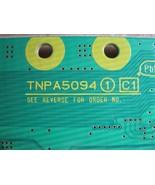 TNPA5094 C1 TXNC111NEK / TXNC11LHUU for Panasonic Plasma TV # TC-42U2 - $15.00