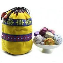 RipeShu & RawSheng Puerh Tea Mini Cake - Unfermented & Fermented Puerh T... - $26.74