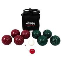 Baden Champions Series 107mm Bocce Ball Set ~ Free Shipping - $71.12