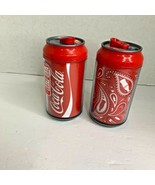 Coca Cola Spill Proof Double Wall Insulated Cup Can Twist Off Lot of 2 c... - $12.19