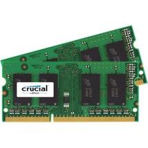 Crucial Technology CT2KIT51264BF16 8 GB (2 x 4 GB) Memory Module - DDR3 ... - $73.01
