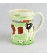 James Herriot's Country Kitchen A1850 Calves Jug Cow Collectible - $11.87