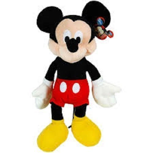 "Disney Mickey Plush Doll 16"" inches - NEW Licensed"
