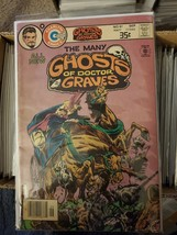 Many Ghosts Of Dr. Graves #61 By Charlton Comics Release Date 09/01/1977 VG - $3.85