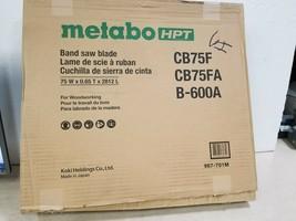 """Metabo HPT 967701M 3"""" Band Saw Blade - $85.45"""
