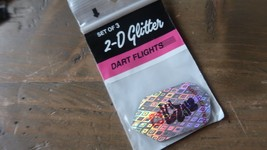 3 NEW Vintage Dart Flights ADULT EROTIC SAGITTARIUS - $4.94