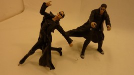 McFarlane Matrix Figures Neo and Trinity - $18.90