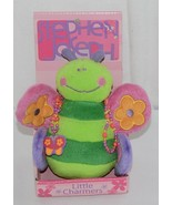 Stephen Joseph Brand Little Charmer Green Pink and Purple Butterfly and ... - $17.00