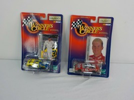 Winner's Circle 1/64th Dale Earnhardt Jr Wrangler #31 and the #8 Cars - $11.01