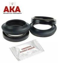 Fork seals & Dust seals & fitment grease for Suzuki GSF1250 S Bandit 200... - $22.41
