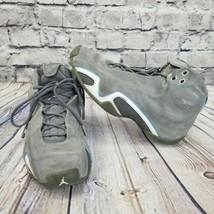 Nike Air Jordan Mens 11 EU45 313495 Retro 21 XXI Graphite Gray Suede Sne... - $116.86