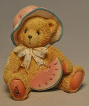 Cherished Teddies - Julie - 914819 - A Day In The Sun - $11.18