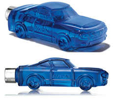 Avon Hipnotizar Edición Limitada 5.0 Fluido Onzas Sports Car Decantador ... - $25.46