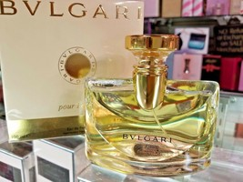 Bvlgari Pour Femme for Women 3.4 oz 100 ml EDP Eau de Parfum by Bulgari * SEALED - $139.99