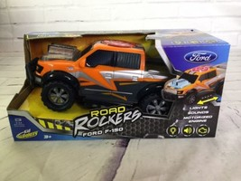 Kid Galaxy Road ROCKERS Ford F-150 Toy Truck Lights Sounds & Motorized E... - $28.04
