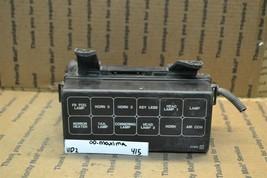 00-03 Nissan Maxima Fuse Box Junction Oem 71543178 Module 415-11d2 - $12.19