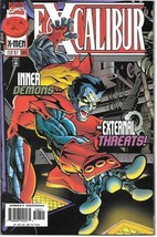Excalibur Comic Book #106 Marvel Comics 1997 New Unread Very FINE- - $1.99