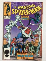 Amazing Spider-man 263 A 1st Normie Osborn Red Goblin Marvel Comics 1984 - £7.15 GBP